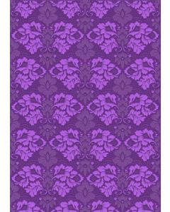 Gemini A6 3D Embossing Folder - Decorative Foliage