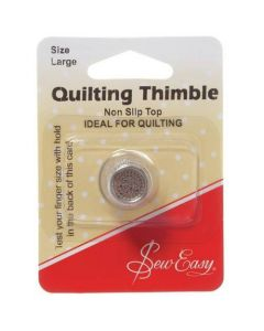 Sew Easy Thimble Non-Slip - Large