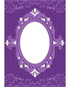 Gemini Cut and Emboss Folder - Ornamental Frame
