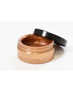 Threaders Fabric Glitter Paste - Rustic Copper