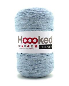 Hoooked RibbonXL Yarn - Powder Blue
