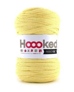 Hoooked RibbonXL Yarn - Frosted Yellow