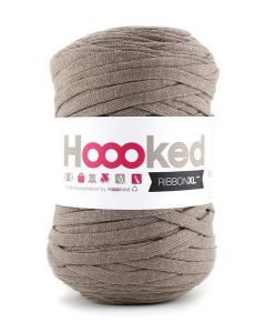 Hoooked RibbonXL Yarn - Earth Taupe