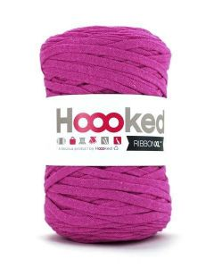 Hoooked RibbonXL Yarn - Crazy Plum