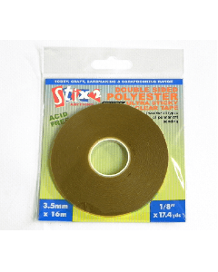 Stix2 Ultra Clear Tape 3mm x 15m