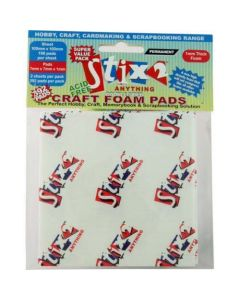 Stix2 Craft Foam Pads 12mmx12mmx4.3mm