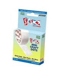 Stix2 Mini Permanent Glue Dots 6mm