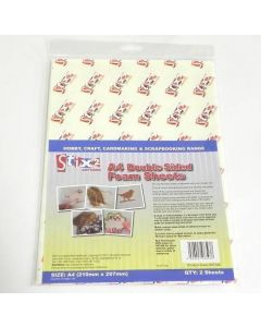 Stix2 A4 Adhesive Foam Sheets 1mm and 2mm Thick
