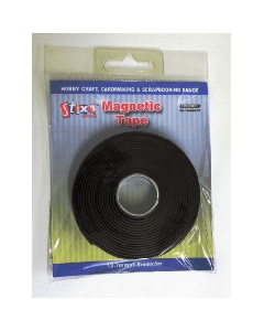 Stix2 Magnetic Tape 12.7mm x 1.5mm x 3m