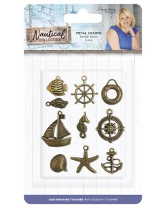 Sara Signature Nautical Metal Charms