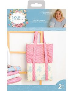 Sara Signature Sew Homemade Pattern Pack - Crafty Carryall