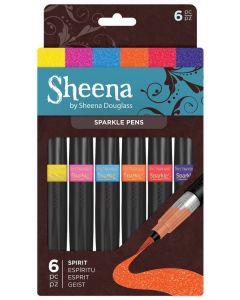 Sheena Douglass Sparkle Pens - Spirit (6pk)