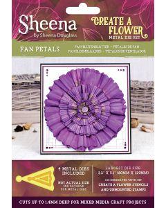 Sheena Douglass Perfect Partners Create a Flower Metal Die - Fan Petals