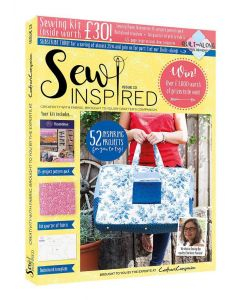 Sew Inspired Issue 13 - Autumn 2018 edition