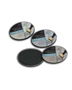 Harmony by Spectrum Noir Water Reactive 3PC Dye Inkpads - Dusky Shades