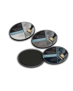 Harmony by Spectrum Noir Water Reactive 3PC Dye Inkpads - Warm Neutrals