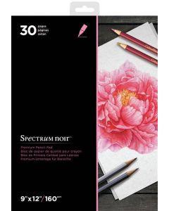 Spectrum Noir 9x12 Premium Pencil Paper Pad