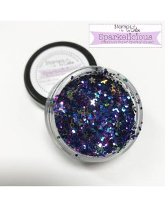Stamps by Chloe Sparkelicious Glitters - Indigo