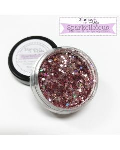 Stamps by Chloe Sparkelicious Glitters - Pink Champagne