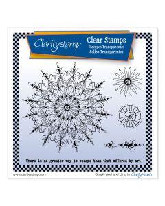 Claritystamp Circus Stamp Set - Leonie's Art
