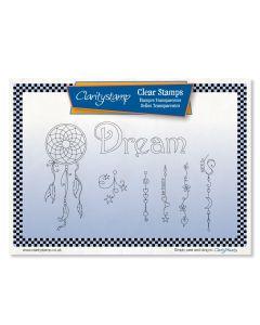 Claritystamp - Linda's Dream Dangles Stamp Set