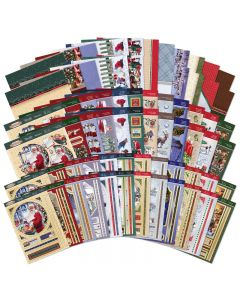 Hunkydory Stepping Into Christmas Designer Deco-Large Collection