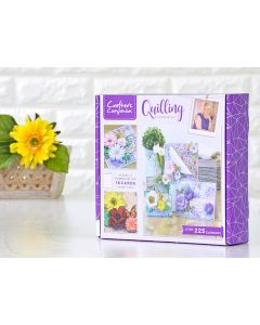 Crafter's Companion Monthly Craft Kit 5 - Quilling (Individual Purchase)