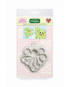 Katy Sue Designs Sugar Buttons - Octopus