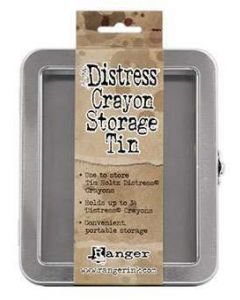 Tim Holtz Distress Crayon Tin
