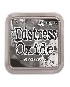 Tim Holtz Distress Oxides Ink Pad - Black Soot