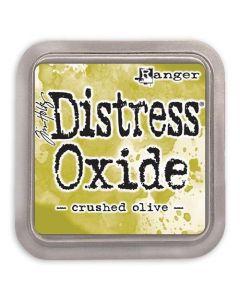 Tim Holtz Distress Oxides Ink Pad - Crushed Olive
