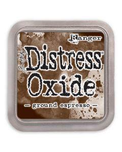 Tim Holtz Distress Oxides Ink Pad - Ground Espresso
