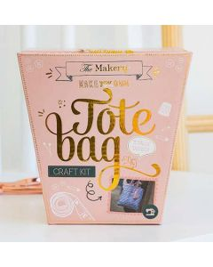 The Makery Craft Kit - Tote Bag