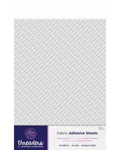 Threaders Fabric Adhesive Sheets