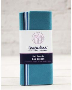 Threaders Felt Bundle - Sea Breeze