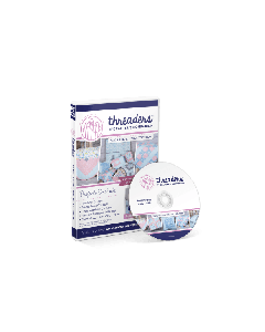 Threaders Patch and Quilt CD-ROM