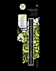 Spectrum Noir TriBlend Markers - Citrus Green Blend