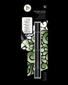 Spectrum Noir TriBlend Markers - Dull Green Blend