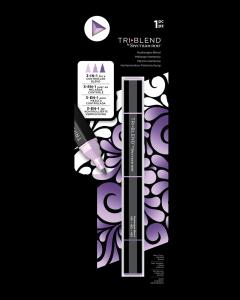 Spectrum Noir TriBlend Markers - Hydrangea Blend