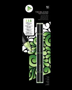 Spectrum Noir TriBlend Markers - Light Green Blend