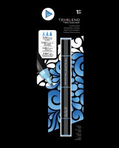 Spectrum Noir TriBlend Markers - True Blue Blend