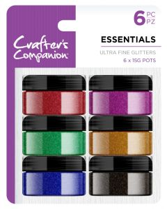 Crafter's Companion Glitters - Essentials