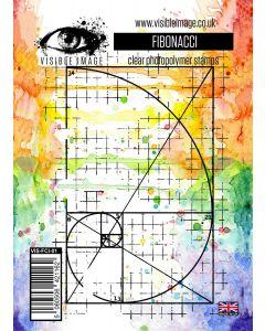 Visible Image Fibonacci Stamp