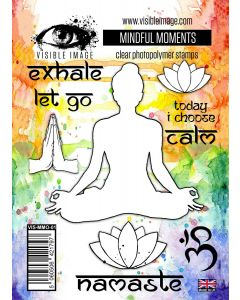 Visible Image Mindful Moments Stamp Set