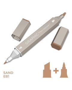 Graphic by Spectrum Noir Single Pens - Sand