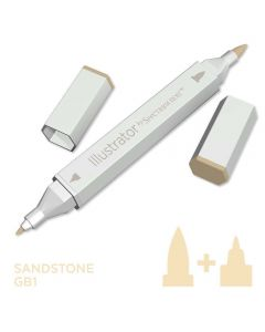 Illustrator by Spectrum Noir Single Pen - Sandstone