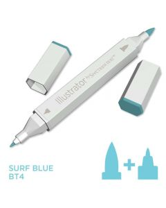 Illustrator by Spectrum Noir Single Pen - Surf Blue