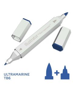 Illustrator by Spectrum Noir Single Pen - Ultramarine