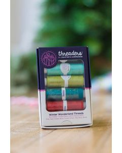 Threaders Winter Wonderland - 6 Piece Thread Box