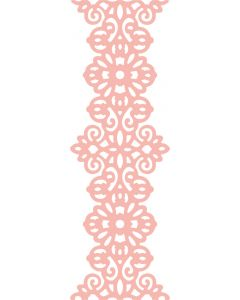 Doily Border Metal Die Nature/'s Garden Spring in the Air Collection